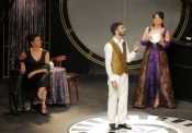 عرض مسرحي لمسرح يافا عن الموسيقار فريد الاطرش